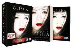 Critical essays memoirs geisha
