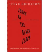 book cover Tours of the Black Clock