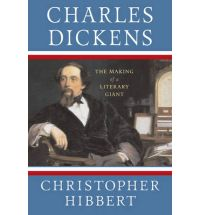 book cover of Charles Dickens biography by Christopher Hibbert