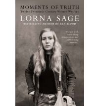 Book cover Moments of Truth by Lorna Sage