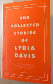 Lydia Davis book cover Collected Stories